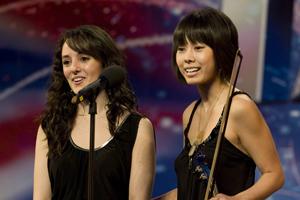 BGT's violinist Sue 'shunned' by best friend