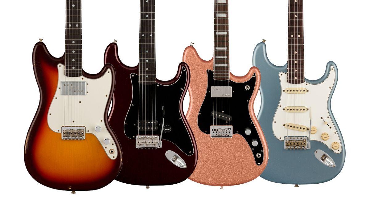 """Fender Master Builders Announce Fender Play Foundation-Inspired """"Student"""" Guitars"""