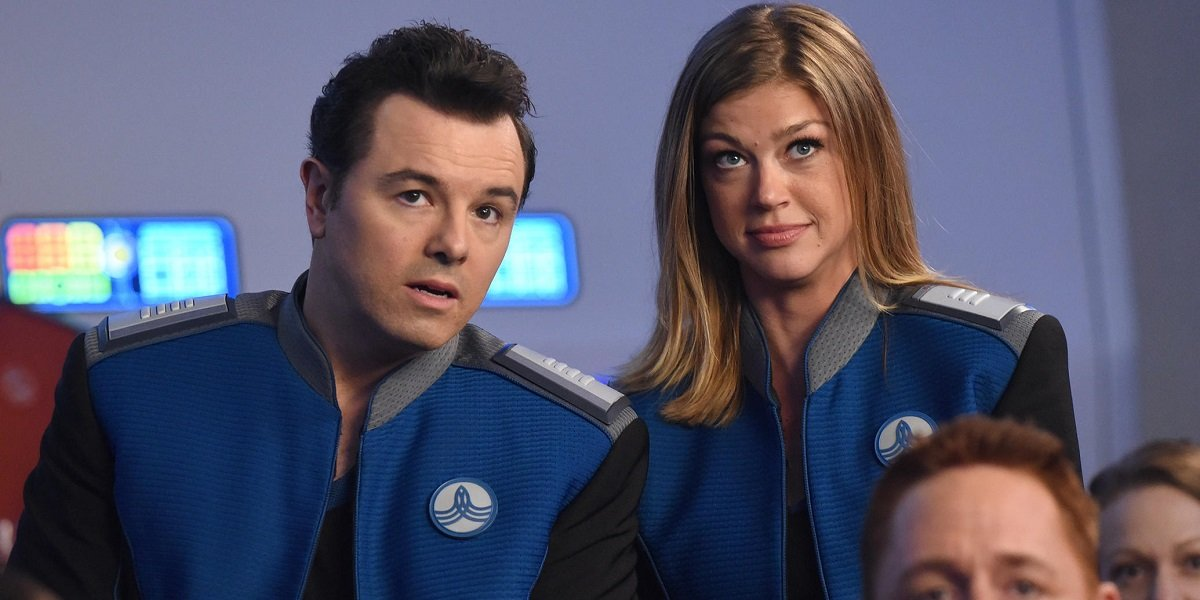 How The Orville's Seth MacFarlane Is Taking More Control With Season 3 On Hulu 1