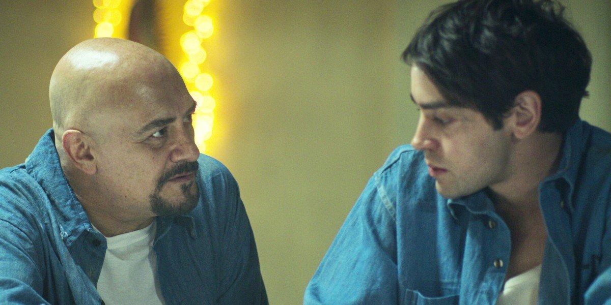 Leo Deluglio and Marco Treviño in Who Killed Sara