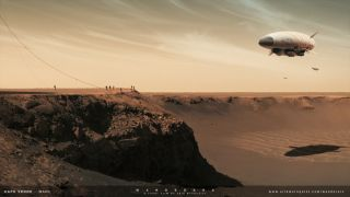 Image from 'Wanderers' Science Fiction Film