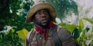 Kevin Hart nicest guy in Hollywood and in Jumanji 2