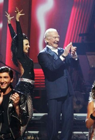 Space Fans Save Astronaut Buzz Aldrin From 'Dancing With the Stars' Elimination