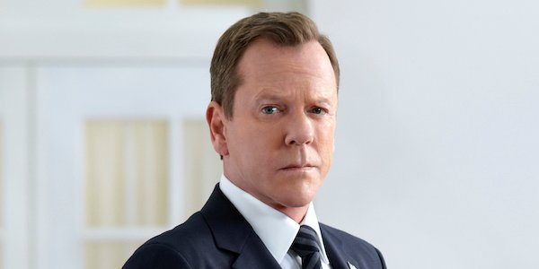 Designated Survivor actor Kiefer Sutherland has thoughts on a Season 3 renewal
