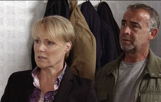 Coronation Street spoilers: Sally finds Paul and Sophie Webster together