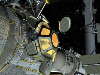 World's Largest Space Window Headed to Orbit