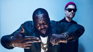 Run The Jewels press shot