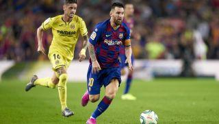 Villarreal vs Barcelona live stream la liga lionel messi