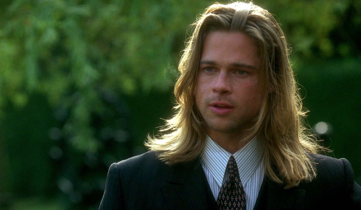 Brad Pitt as Tristan in Legends of the Fall