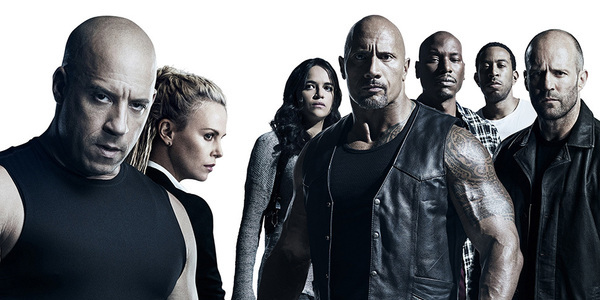 The Fast & Furious family, divided