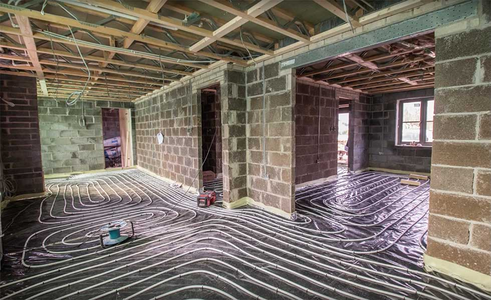 Underfloor Heating A Beginner S Guide