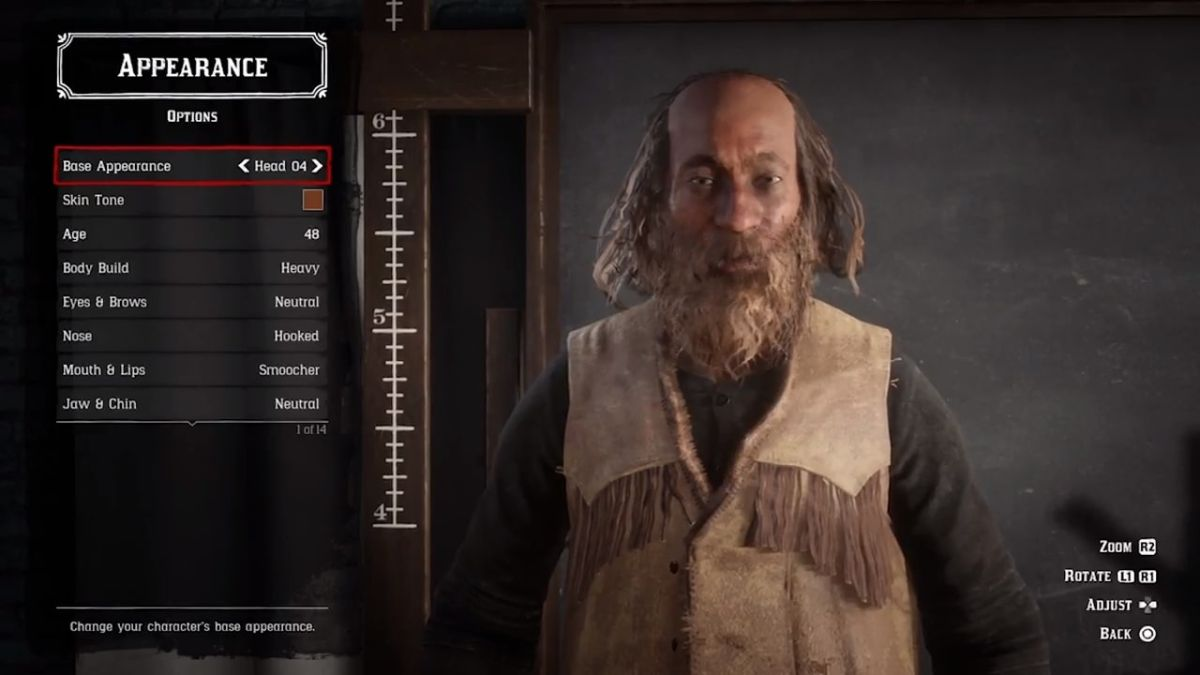 Heres how red dead online character creation works and every way you can customise your cowboy gamesradar