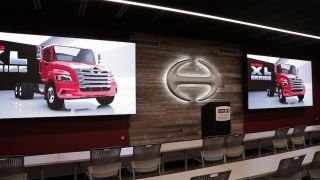 PixelFlex LEDs are Focal Points at Hino Truck Headquarters