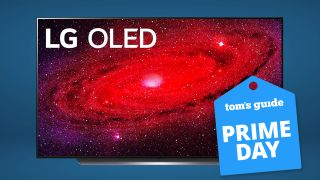 Prime Day OLED TV deal