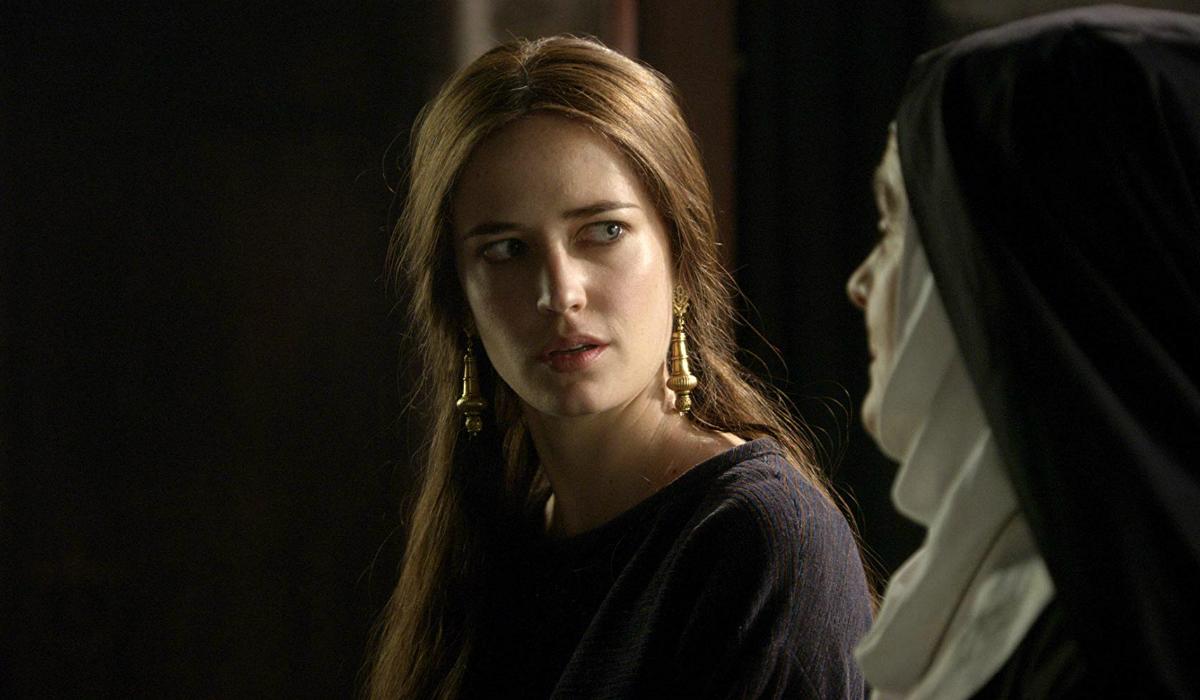 Camelot Eva Green Morgan Pendragon Starz