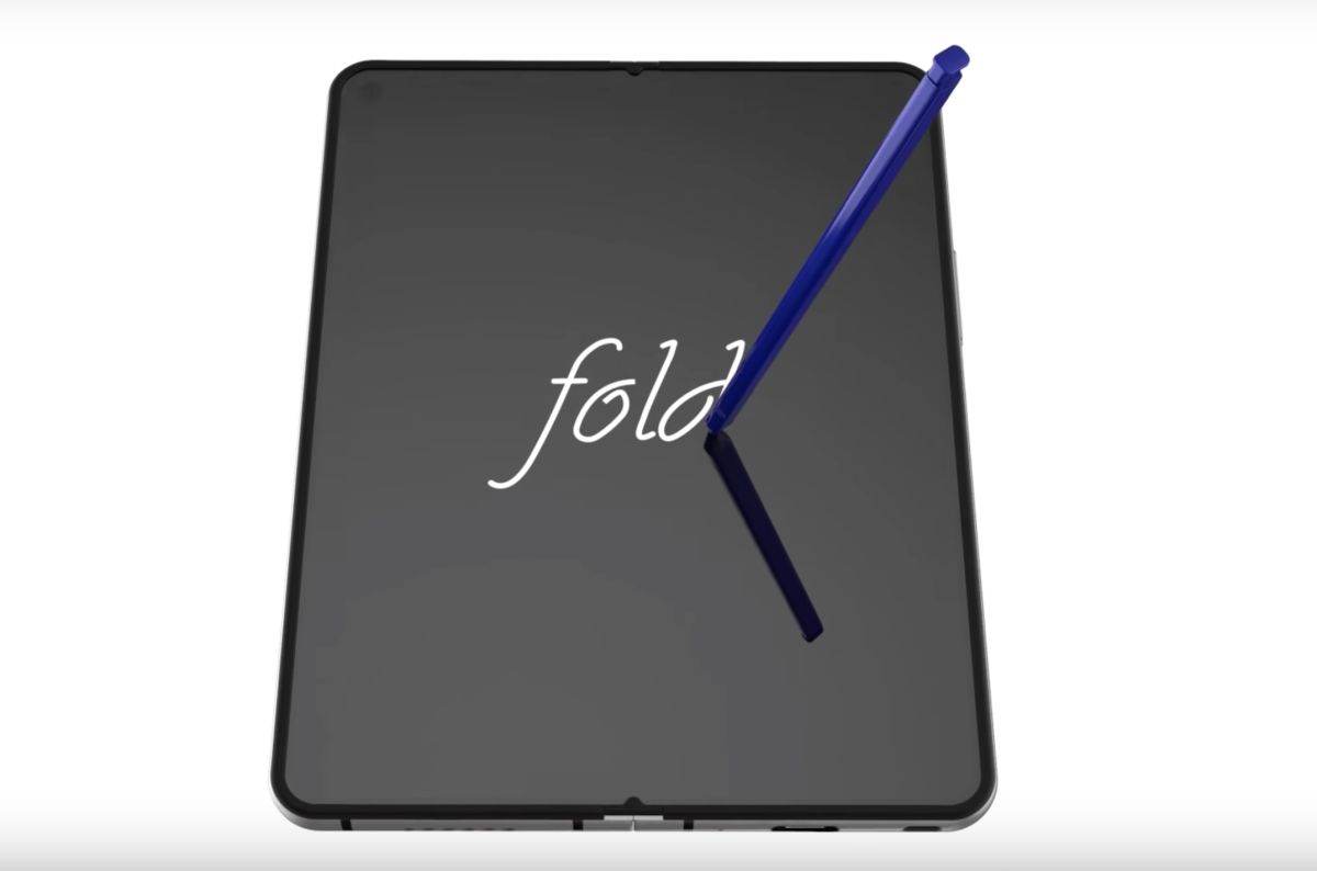 Samsung Galaxy Fold 2 video reveals the foldable phone we really want