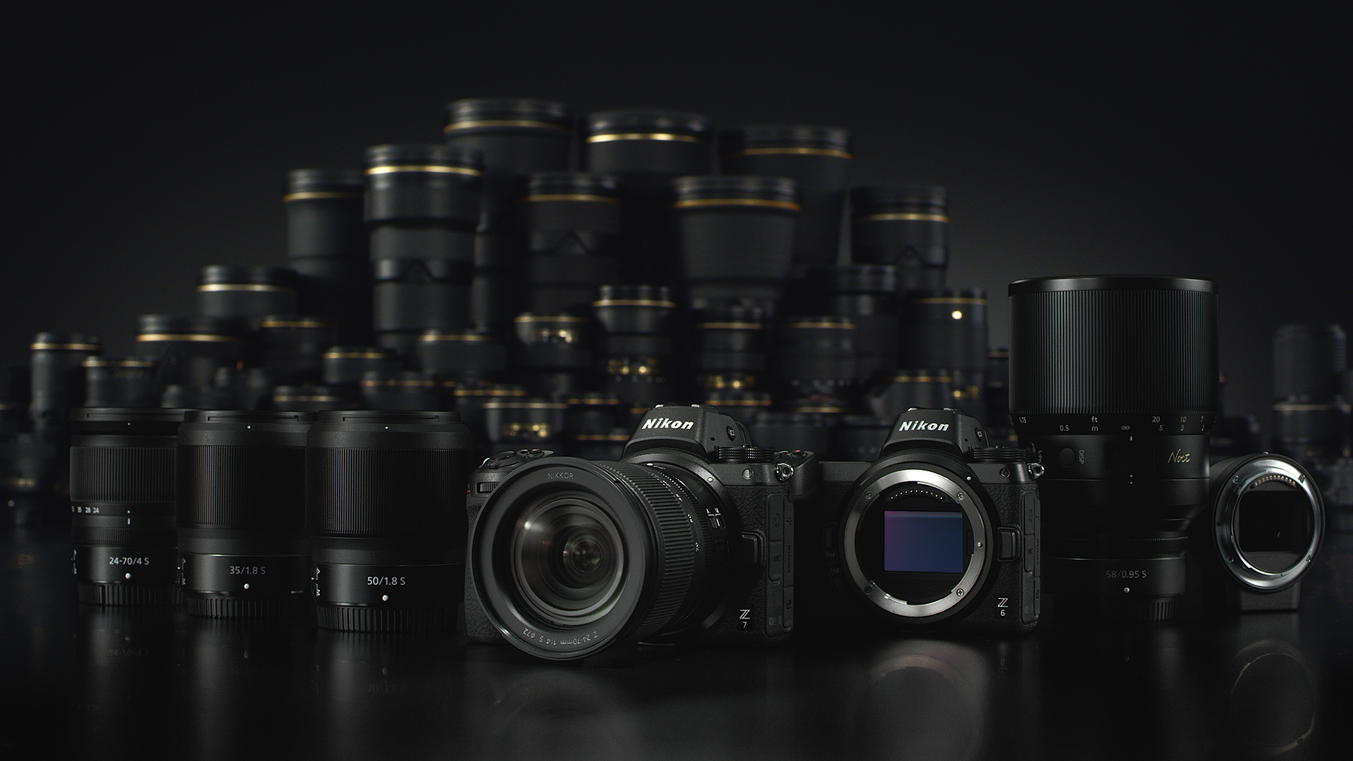 Are these Nikon's next lenses for the Z system? | TechRadar