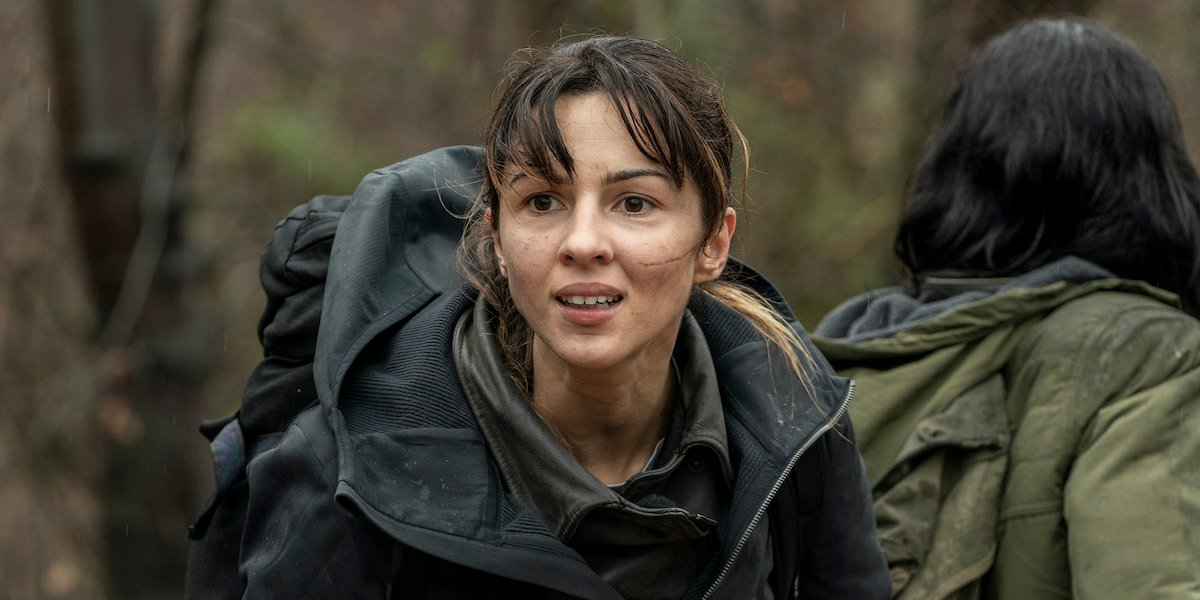 The Walking Dead: World Beyond's Showrunner On Huck's Father, Leo And Belshaw's CRM Relationship After Finale