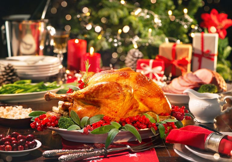 Leftover turkey recipes: Christmas turkey