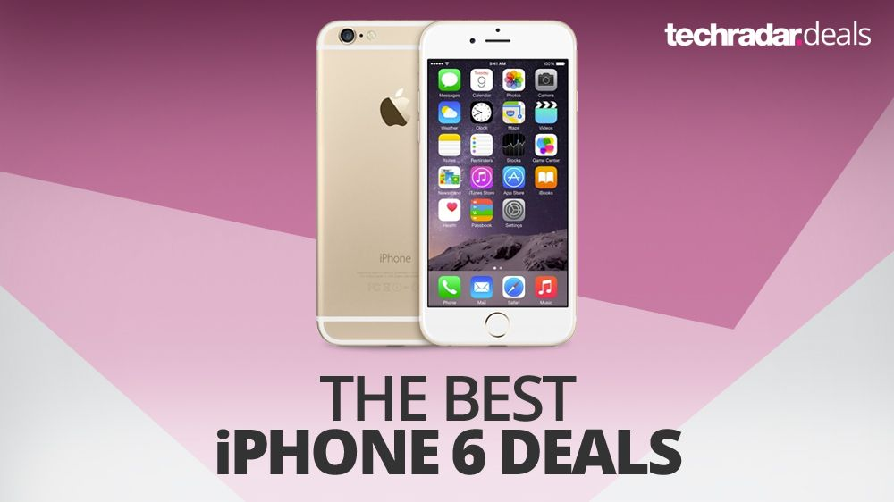best iphone deal the best iphone 6 deals in january 2018 techradar 10252