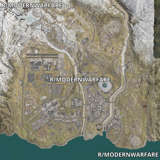 mapa call of duty battle royale