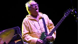 "Mike Watt: ""I think there's something about using the bass as a composition tool. Why only compose on a piano or a guitar?"""