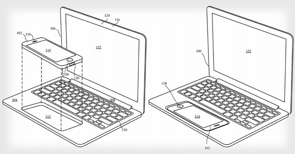 Mind-blowing patent shows the future of the MacBook