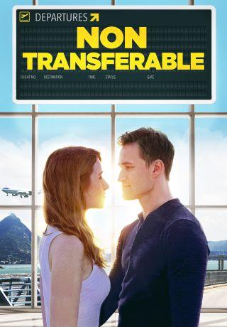 Non-Transferable - Poster Ashley Clements Brendan Bradley