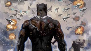 cover of Black Panther #25