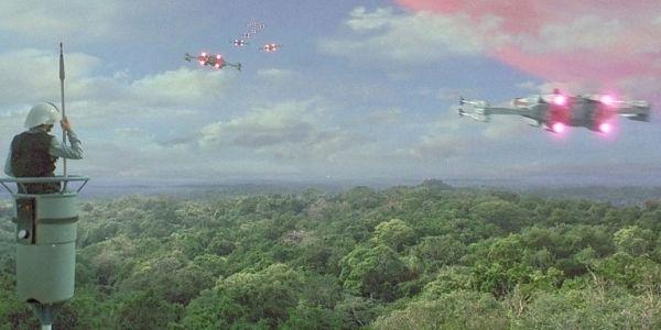 Yavin IV Star wars A New Hope