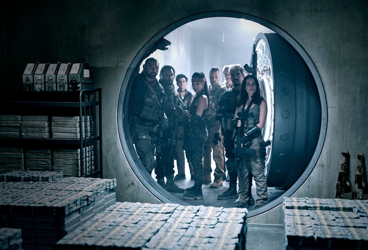 Army of the Dead bank vault still