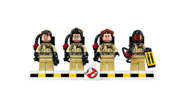 Ghostbusters Legos Look As Zuul Ishly Awesome As You D