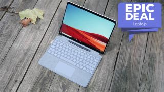 Microsoft Surface Pro X now $300 off