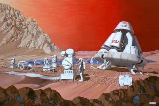 Can We Terraform Mars to Make It Earth-Like? Not Anytime