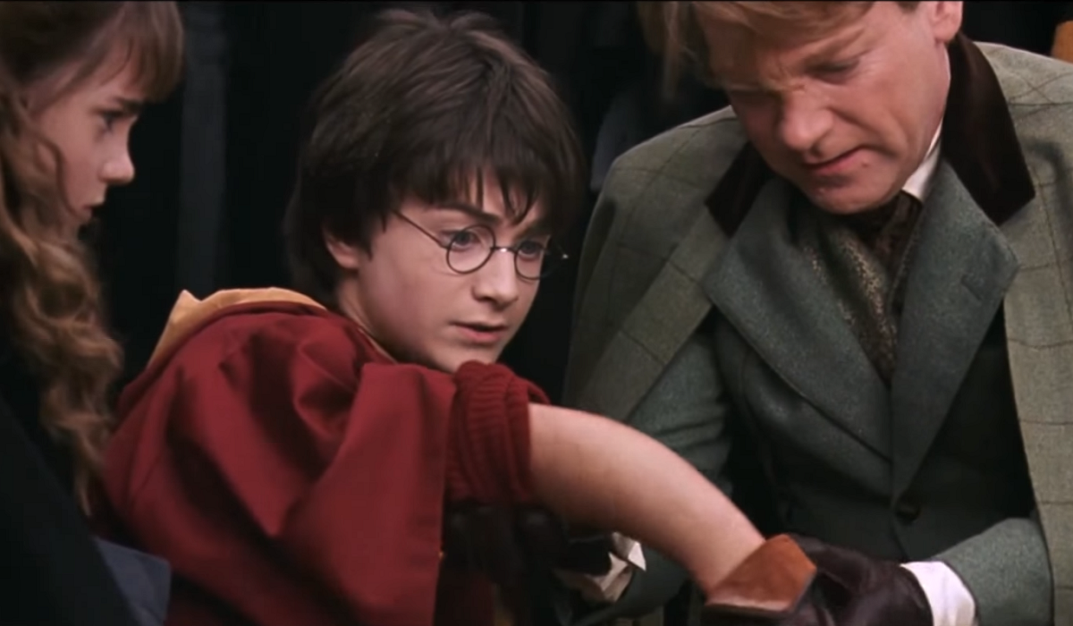 Harry Potter Broken Arm