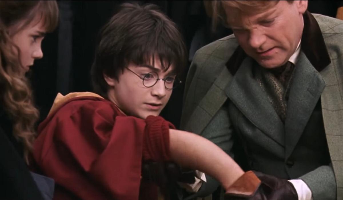 Harry Potter Broken Arm