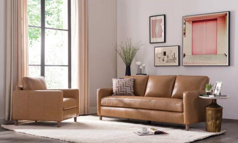 Joss & Main anniversary sale living room picture