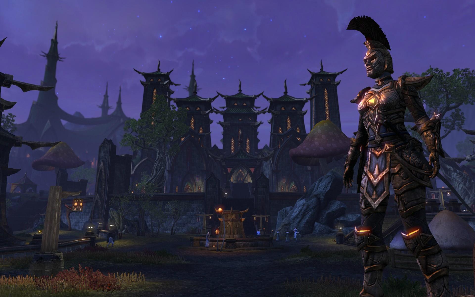 Elder Scrolls Online Screenshots Travel Across Tamriel #24408