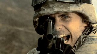 Jared Leto in 30 Seconds To Mars' This Is War