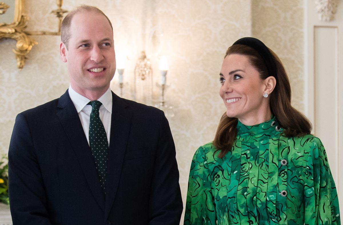 Duke and Duchess of Cambridge share rare insight into personal relationships with their parents