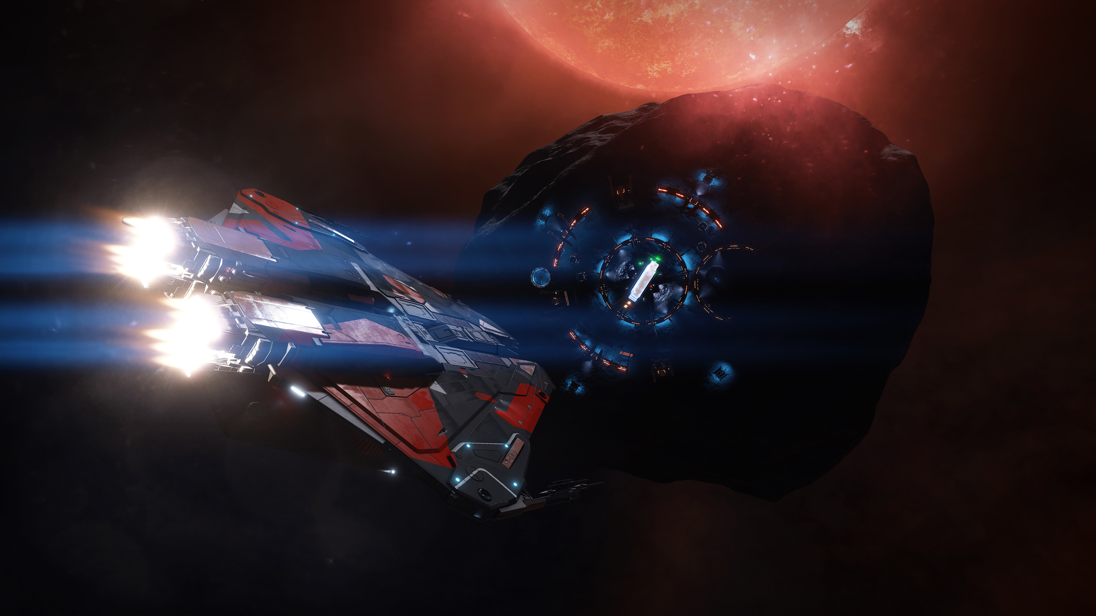 Elite Dangerous hacks are becoming a problem, and Frontier is investigating | PC Gamer