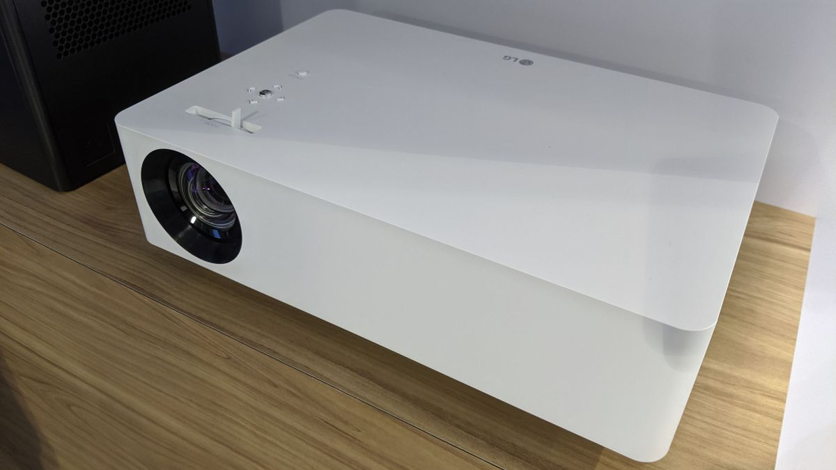CEDIA Expo: LG launches HU70LA CineBeam LED 4K projector