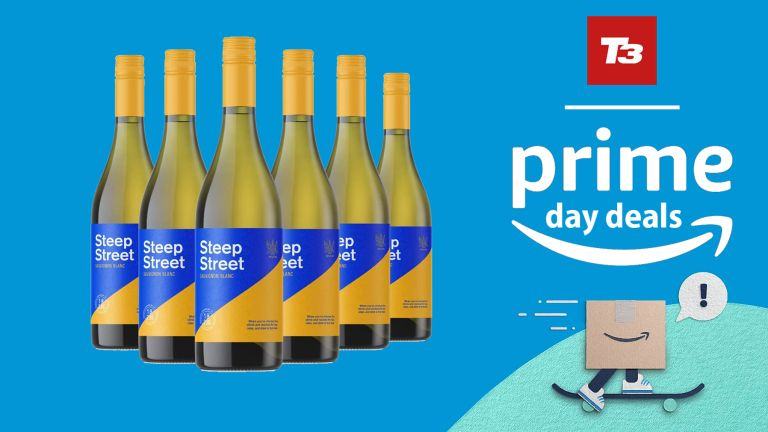 Wine deals on T3 for Prime Day