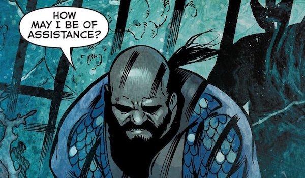 Vulko in Aquaman comics