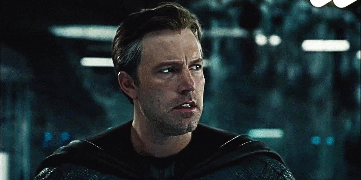 Batfleck in Zack Snyder's Justice League