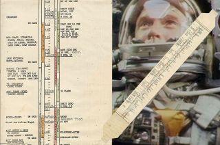 John Glenn Flight Plan