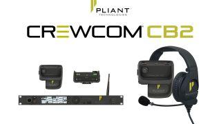 Pliant Technologies CrewCom CB2