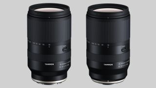 Tamron's first ever Fuji X lens! Tamron 18-300mm f/3.5-6.3 (also available for Sony E)