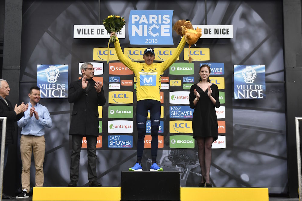 Marc Soler grabs Paris-Nice title by four seconds from Simon Yates on final stage