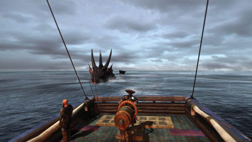 Man o'War: Corsair